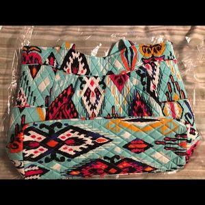 Vera Bradley Pleated Tote Bag Pueblo. BNWT